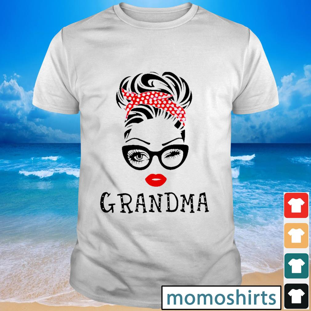 Women grandma shirt