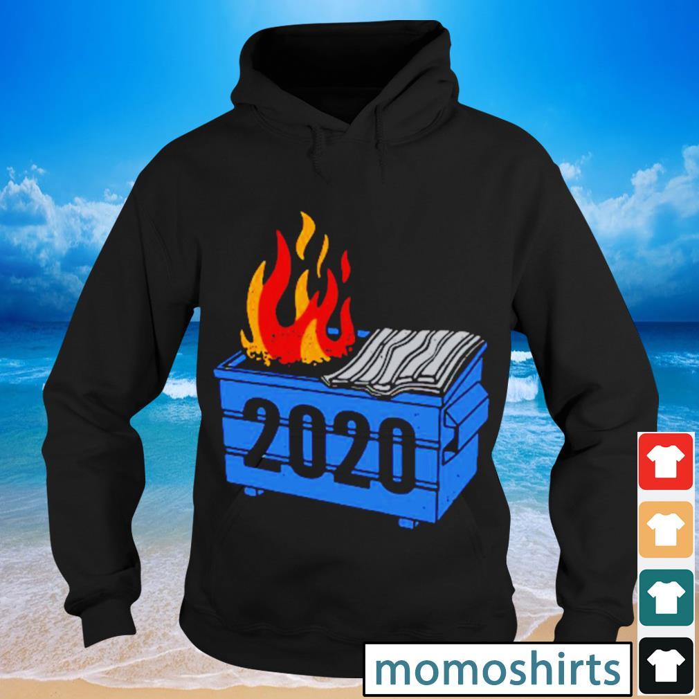 2020 Dumpster fire s Hoodie