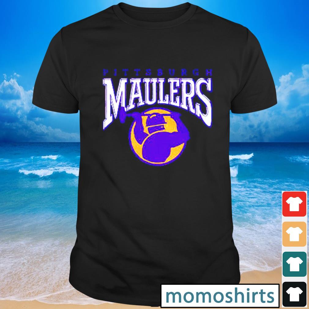 Pittsburgh Maulers football shirt
