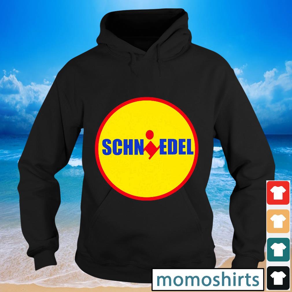 Schniedel Logo s Hoodie