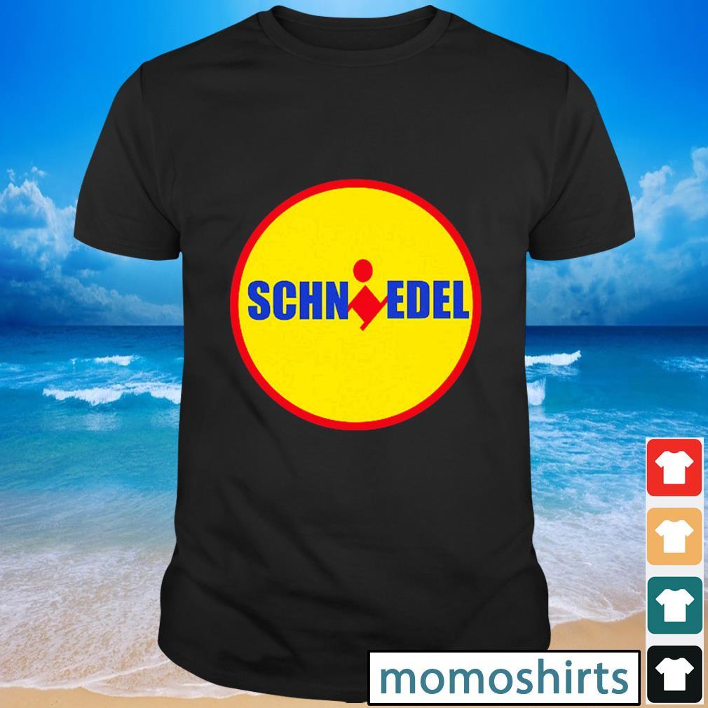 Schniedel Logo shirt